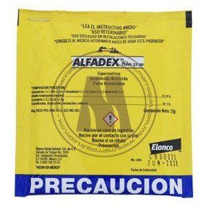 Agropecuaria Marroquín Alfadex PH 25 g