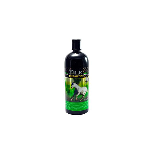 Agropecuaria Marroquín Shampoo para caballo Zilk Plus 1 Lt