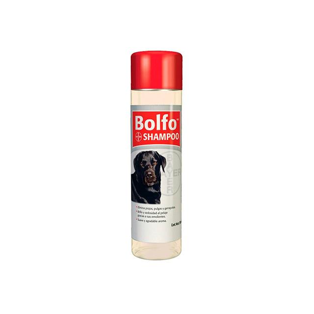 Agropecuaria Marroquín Bolfo shampoo 350 mL