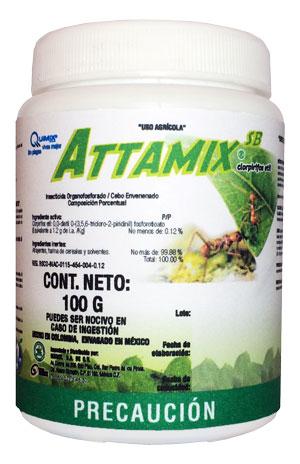 Agropecuaria Marroquín Attamix 100 g