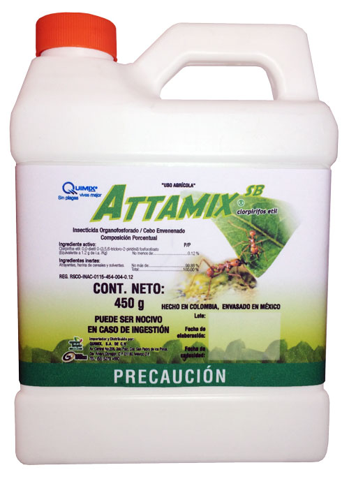 Agropecuaria Marroquín Attamix 450 g