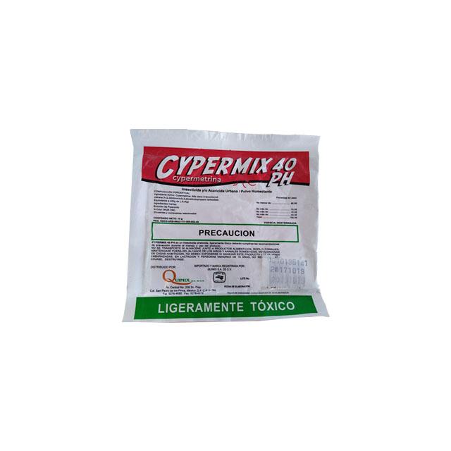 Agropecuaria Marroquín Cypermix 40Ph 10 g