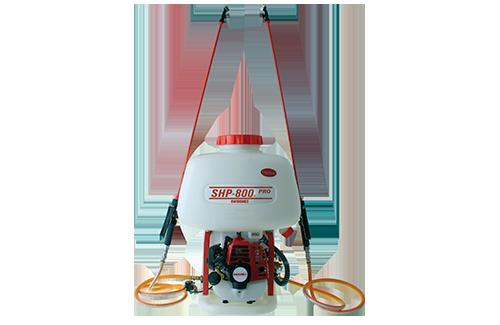 Agropecuaria Marroquín Aspersora motorizada de mochila portatil SHP800 PRO