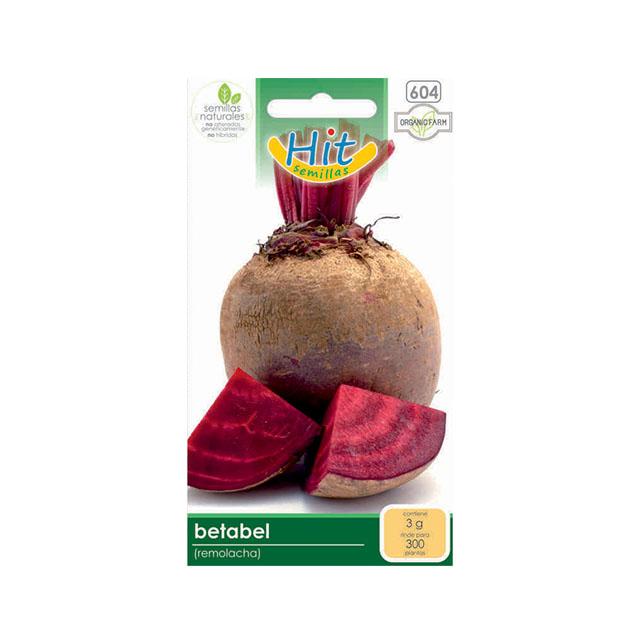 Agropecuaria Marroquín Betabel semilla en sobre