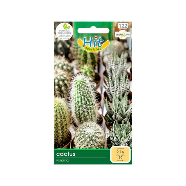 Agropecuaria Marroquín Cactus Variado semilla en sobre